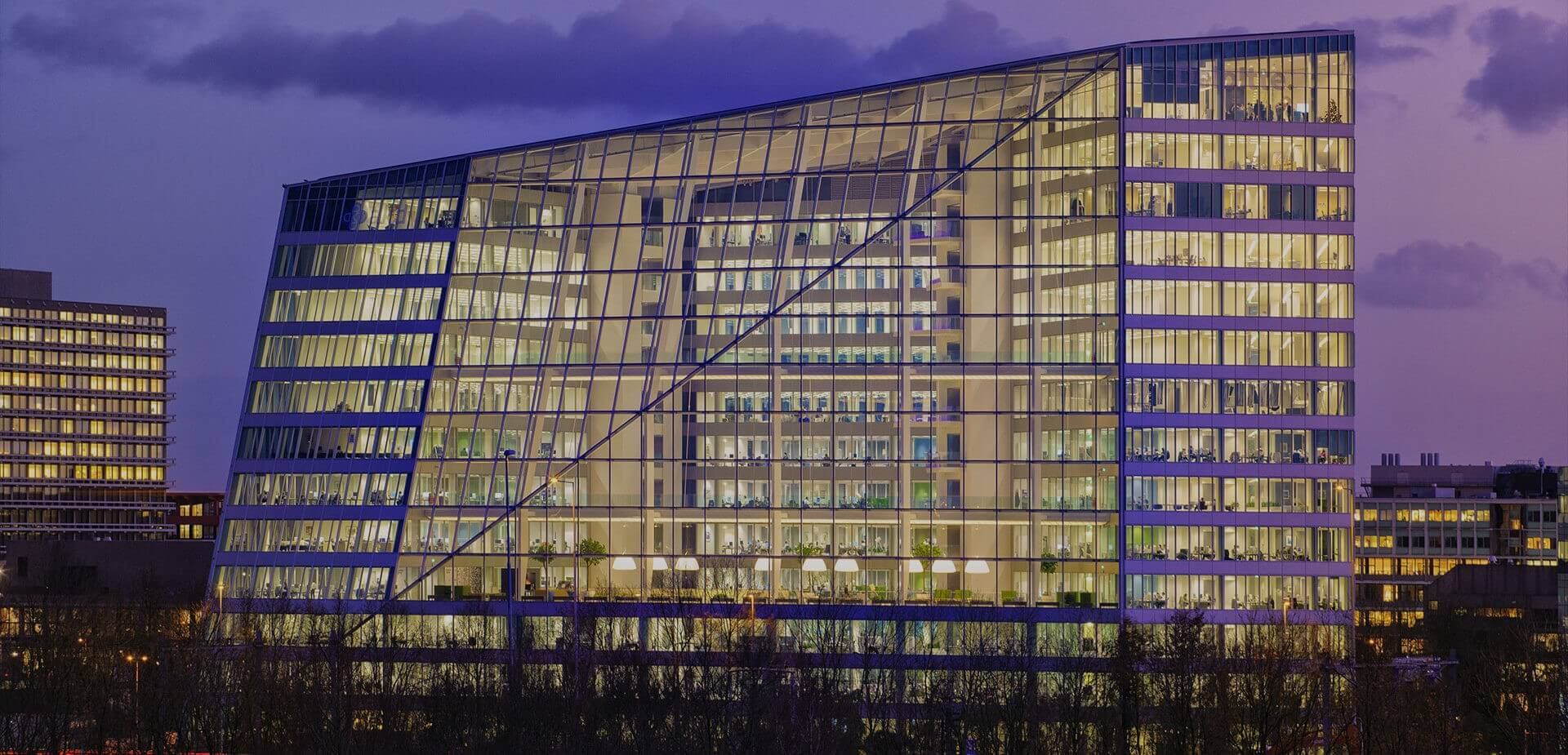 Light as a Service in the World's Greenest Building